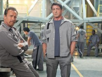 First Official Photo of Stallone and Schwarzenegger in The Tomb