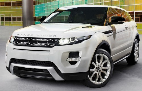 2011 Range Rover Evoque, Pictures And Info
