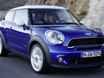 MINI Unveals New 2013 Paceman Model