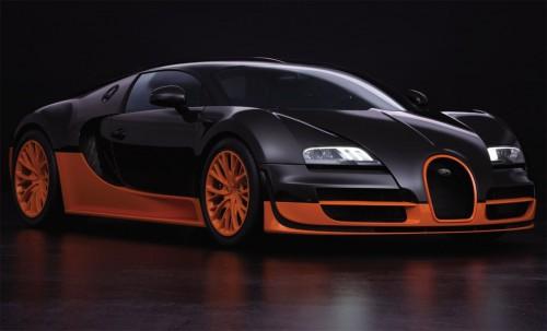 Bugatti Veyron Super Sport hypercar 1