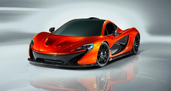 McLaren Automotive Release First Pictures Of McLaren F1 Successor