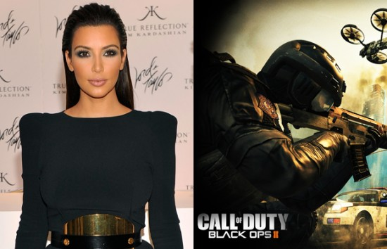 Kim Kardashian – Call of Duty: Black Ops II