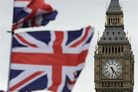 London's Big Ben Renamed Elizabeth Tower In Honor Of Queen