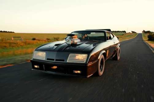 Mad Max V8 >> Mad Max V8 Interceptor Replica Ford Falcon Built By Fan