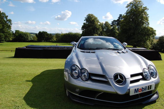 Top ten most expensive cars in the world for The most expensive mercedes benz