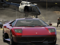 New Grand Theft Auto 5 Screenshots Shows Guns, Planes And Fast Cars
