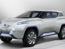 Nissan TeRRa Concept Car Unveiled Ahead Of 2012 Paris Auto Show