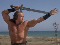 Arnold Schwarzenegger Is Back For Conan The Barbarian Movie Sequel