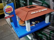 COOL OR CRAZY: Burger King Birdhouse Fly Thru