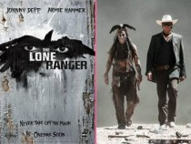 MOVIE TRAILER: The Lone Ranger Starring Johnny Depp