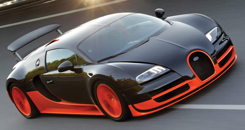 although - Top 10 Fast Cars In The World 2012