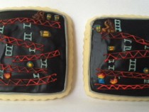 Amazing Video Game Cookies From Parchment Cookies