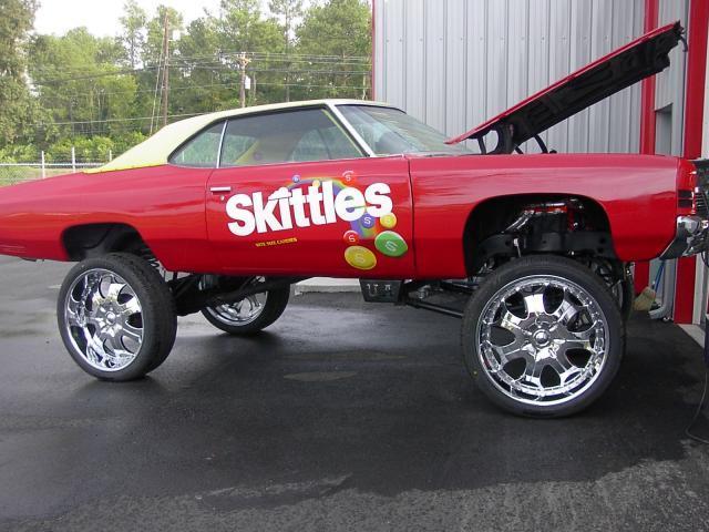 top 10 craziest donk cars 1