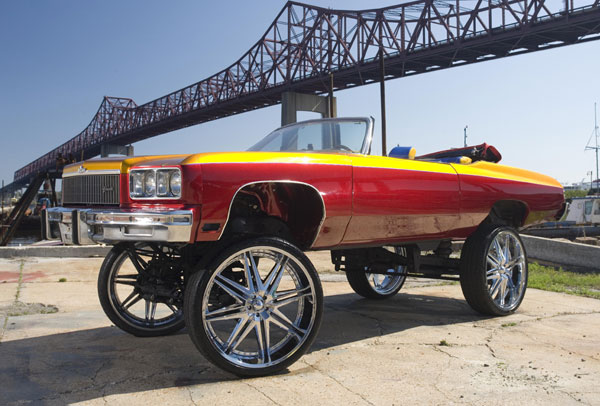 top 10 craziest donk cars 3