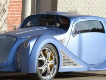 Will.i.am Custom Made Car Cost $900,000