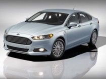 2013 FORD FUSION ENERGI WINS TOP SAFETY PICK FROM NHTSA