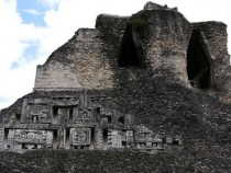 Ancient Mayan Pyramid Destroyed To Build New Road