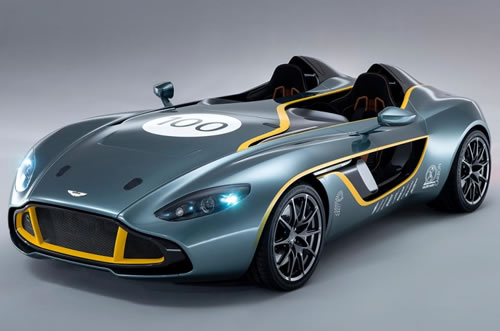 Aston Martin CC100 Speedster Created To Celebrate 100th Anniversary