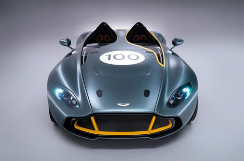 Aston Martin CC100 Speedster Created To Celebrate 100th Anniversary  10
