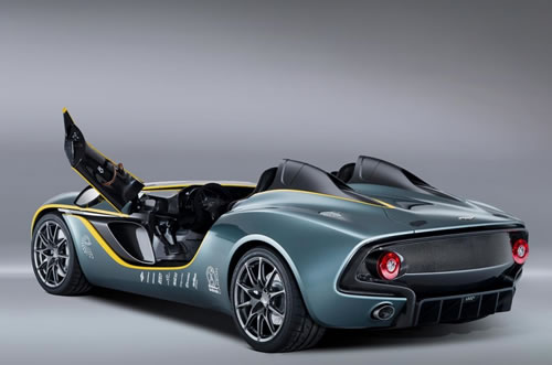 Aston Martin CC100 Speedster Created To Celebrate 100th Anniversary  14