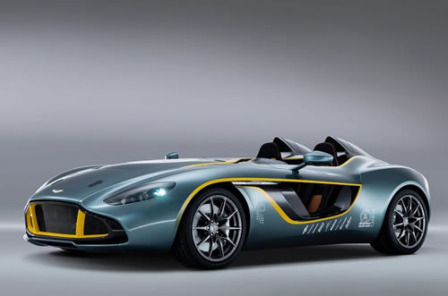 Aston Martin CC100 Speedster Created To Celebrate 100th Anniversary  2