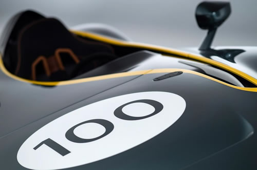 Aston Martin CC100 Speedster Created To Celebrate 100th Anniversary 6
