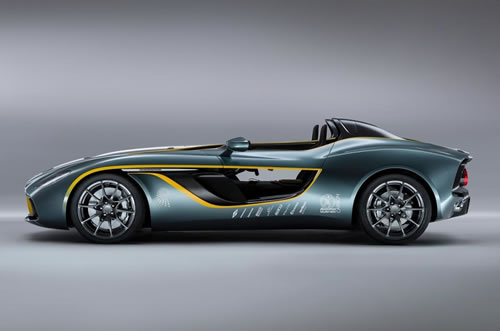 Aston Martin CC100 Speedster Created To Celebrate 100th Anniversary  8