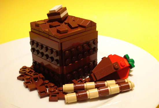 Delicious Lego Food Creations You'd Be Fooled Into Eating 10