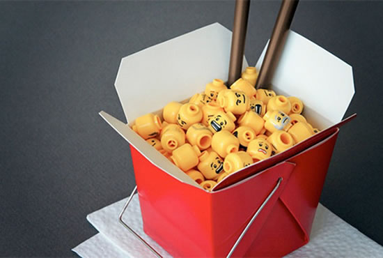 Delicious Lego Food Creations You'd Be Fooled Into Eating 15
