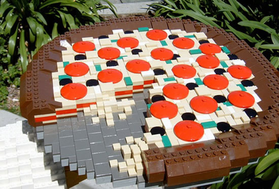 Delicious Lego Food Creations You'd Be Fooled Into Eating 3