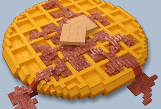 Delicious Lego Food Creations You'd Be Fooled Into Eating 5