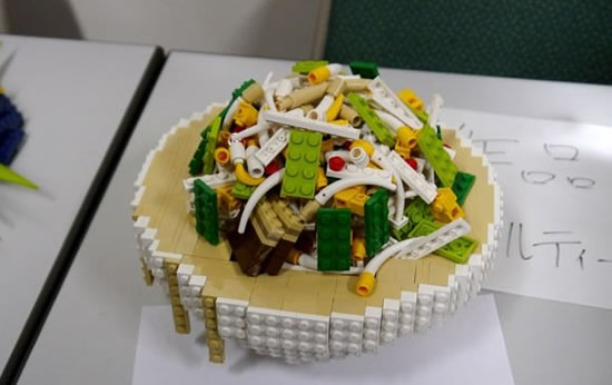 Delicious Lego Food Creations You'd Be Fooled Into Eating 7