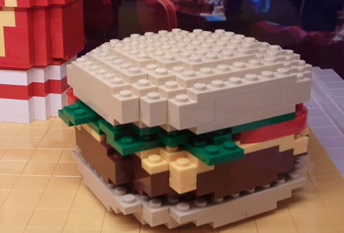 Delicious Lego Food Creations You'd Be Fooled Into Eating