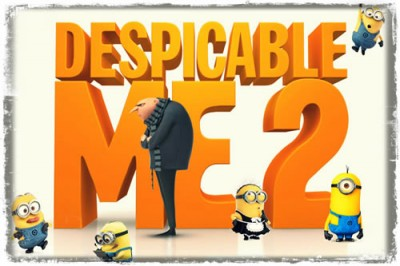 Despicable Me 2 Trailer Official - Release Date July 3rd, 2013