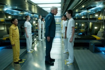 Ender's Game Movie Trailer Official Starring Harrison Ford