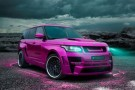 Hamann Range Rover Is Barbie's Dream car
