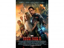 Iron Man 3 Gross $21.5 Million On Its Debut In China