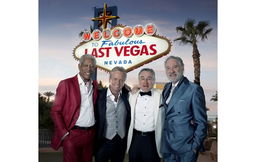 LAS VEGAS TRAILER STARRING DE NIRO, DOUGLAS, KLINE and FREEMAN 1