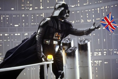 New Star Wars Movie To Be Filmed In Britain