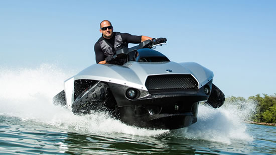 Quadski Amphibious ATV (1)