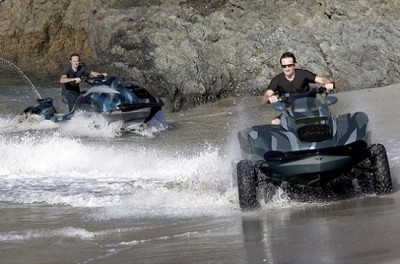 Quadski Amphibious ATV (2)