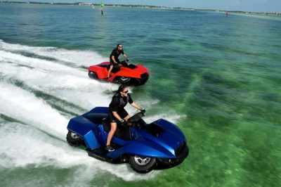 Quadski Amphibious ATV (4)