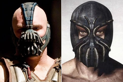 See What Bane Almost looked Like In Batman The Dark Knight Rises