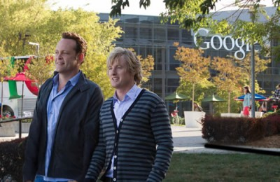 The Internship - Official Trailer Starring Owen Wilson