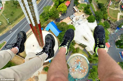 World's Highest Swing Ride Opens In Texas 1