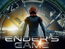 Ender's Game Trailer Official Teaser with Harrison Ford