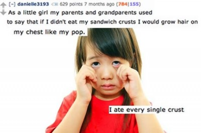 funny lies we tell our kids (4)