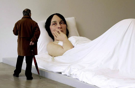 Biography of Ron Mueck | Widewalls