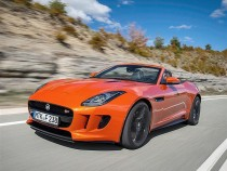 Jaguar Release 1st Sports Car in 51 Years – Jaguar F-type 2013