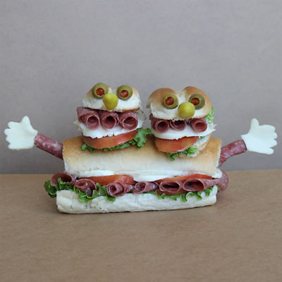 sandwich monsters 2